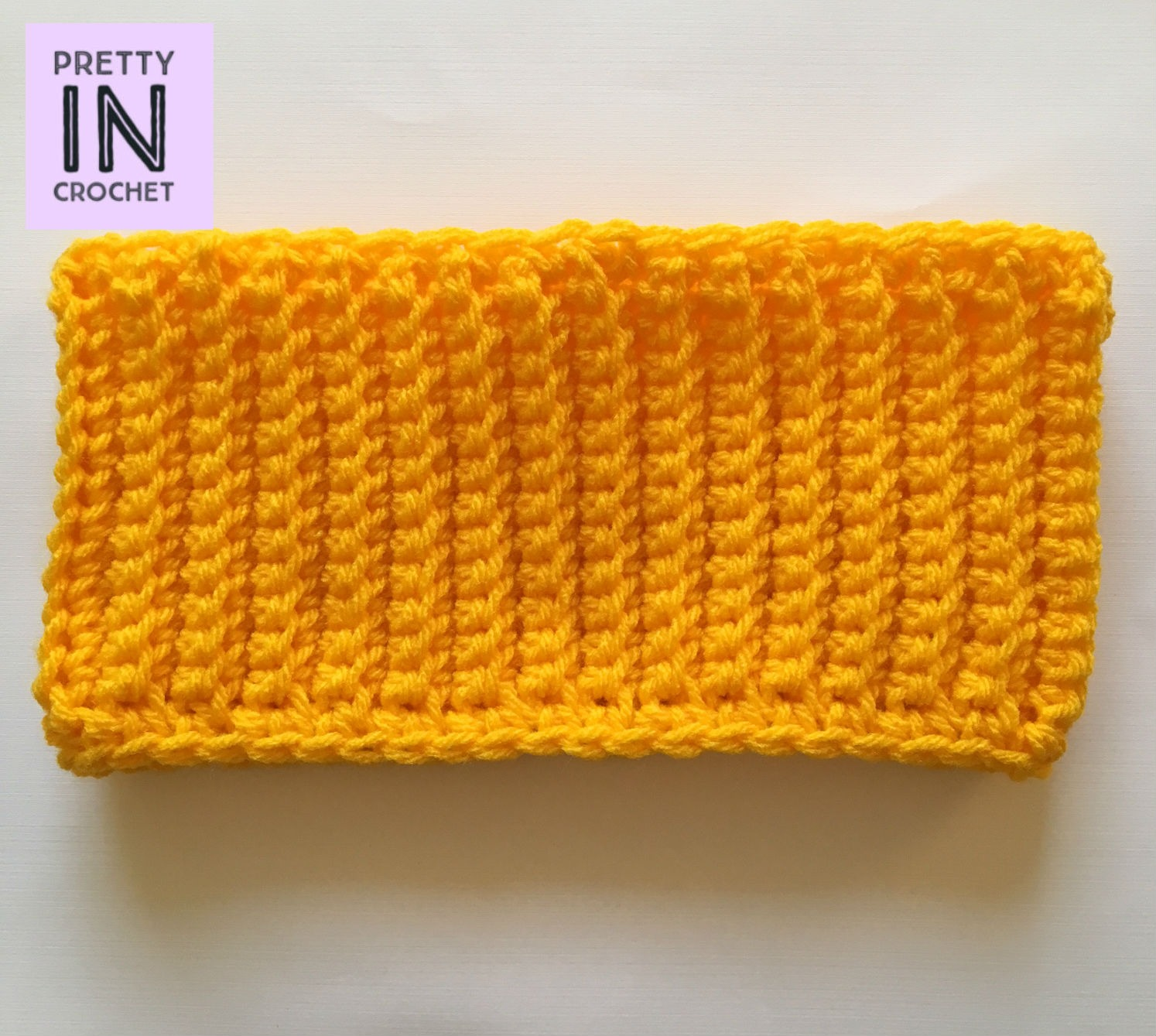 Golden Days Headband: Free Pattern