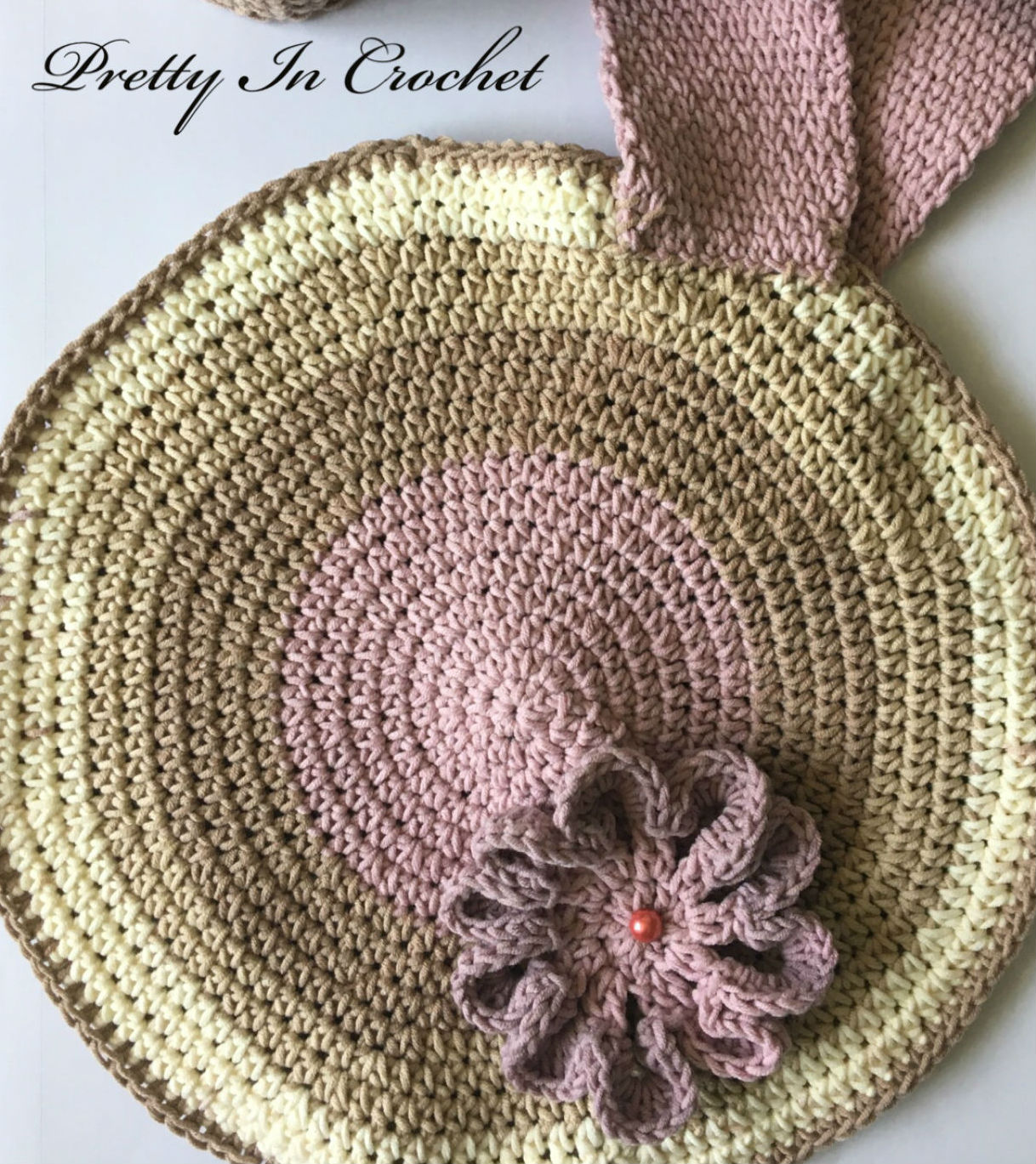 Boho Crochet Bag: Sunny Days Crochet Collection